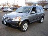 2006 Silver Moss Metallic Honda CR-V EX #22044423