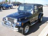 2006 Midnight Blue Pearl Jeep Wrangler Unlimited 4x4 #22001099