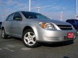 2007 Ultra Silver Metallic Chevrolet Cobalt LS Sedan #21990887