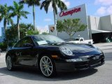 2008 Black Porsche 911 Carrera 4S Coupe #2194169