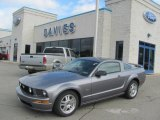 2007 Tungsten Grey Metallic Ford Mustang GT Premium Coupe #22000399