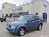 2009 Sport Blue Metallic Ford Escape XLT V6 4WD #22000406