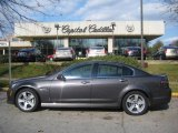 2009 Magnetic Gray Metallic Pontiac G8 GT #22111274