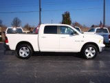2009 Stone White Dodge Ram 1500 Big Horn Edition Crew Cab 4x4 #22106394