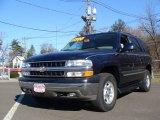 2004 Dark Blue Metallic Chevrolet Tahoe LT 4x4 #2194951