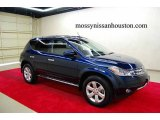 2007 Midnight Blue Pearl Nissan Murano SL #2197531