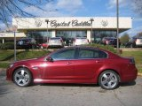 2009 Sport Red Metallic Pontiac G8 GT #22111275