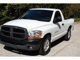 2006 Bright White Dodge Ram 1500 ST Regular Cab #22115394