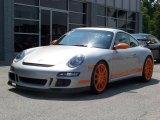 2007 Arctic Silver Metallic Porsche 911 GT3 RS #221487