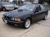 2000 Jet Black BMW 5 Series 528i Sedan #22144165