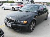 2005 Jet Black BMW 3 Series 330i Sedan #22150673