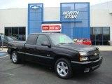 2003 Black Chevrolet Silverado 1500 SS Extended Cab AWD #22145706