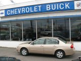 2005 Light Driftwood Metallic Chevrolet Malibu LS V6 Sedan #22142809