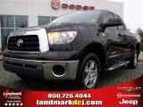 2007 Black Toyota Tundra SR5 Double Cab #22144990