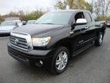 2008 Black Toyota Tundra Limited Double Cab 4x4 #22134368