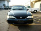 1995 Black Ford Mustang GT Convertible #22155962