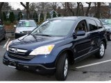 2008 Royal Blue Pearl Honda CR-V EX-L 4WD #22140591