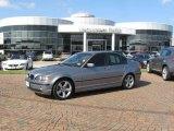 2004 Silver Grey Metallic BMW 3 Series 325i Sedan #22150681