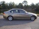 2007 Platinum Bronze Metallic BMW 3 Series 328i Sedan #22149737