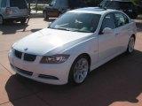 2007 Alpine White BMW 3 Series 335i Sedan #22139374