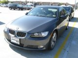 2007 Sparkling Graphite Metallic BMW 3 Series 335i Coupe #22150677