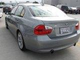 2007 Space Gray Metallic BMW 3 Series 335i Sedan #22150678