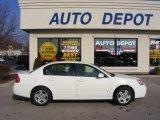 2008 White Chevrolet Malibu Classic LS Sedan #22142494
