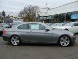 2007 Space Gray Metallic BMW 3 Series 335i Coupe #22139152