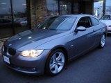 2007 Space Gray Metallic BMW 3 Series 335i Coupe #22142447