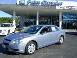 2008 Golden Pewter Metallic Chevrolet Malibu LS Sedan #2196151