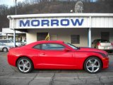 2010 Victory Red Chevrolet Camaro SS/RS Coupe #22143085
