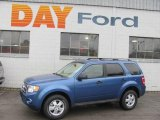 2009 Sport Blue Metallic Ford Escape XLT V6 4WD #22141139
