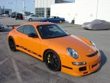 2007 Orange/Black Porsche 911 GT3 RS #22191