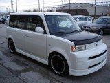 2005 Polar White Scion xB  #22209300