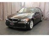 2008 Jet Black BMW 3 Series 328xi Sedan #22195558