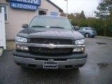 2003 Black Chevrolet Silverado 1500 LS Extended Cab #22210510