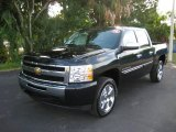 2010 Black Chevrolet Silverado 1500 LT Crew Cab #22200073