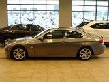 2007 Space Gray Metallic BMW 3 Series 335i Coupe #22213531