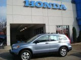 2007 Glacier Blue Metallic Honda CR-V LX 4WD #22200039
