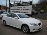 2008 Starfire White Pearl Lexus IS 250 AWD #22205027