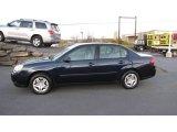 2005 Dark Blue Metallic Chevrolet Malibu Sedan #22210777
