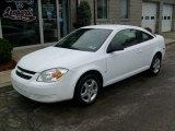 2007 Summit White Chevrolet Cobalt LS Coupe #22208706