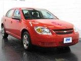 2007 Victory Red Chevrolet Cobalt LS Sedan #22210570
