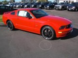 2006 Torch Red Ford Mustang GT Premium Coupe #22211405