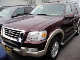 2006 Dark Cherry Metallic Ford Explorer Eddie Bauer 4x4 #22198731