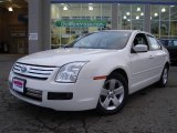 2008 White Suede Ford Fusion SE #22201441
