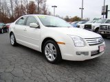 2008 White Suede Ford Fusion SEL V6 #22204288