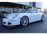 2007 Carrara White Porsche 911 GT3 #224302