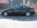 2008 Black Sapphire Metallic BMW 3 Series 328i Coupe #1800209