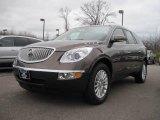 2010 Cocoa Metallic Buick Enclave CXL AWD #22331134